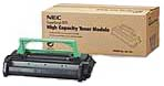 NEC 20-122 (20122) Black Cartridge High Capacity Laser Toner Cartridge