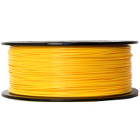 Yellow 1.75mm 1kg ABS Filament for 3D Printers