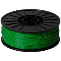 Green 1.75mm 1kg PLA Filament for 3D Printers