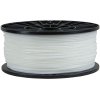 White 1.75mm 1kg PLA Filament for 3D Printers