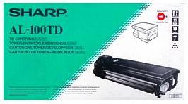 Sharp AL110TD OEM originales Cartucho de tóner láser