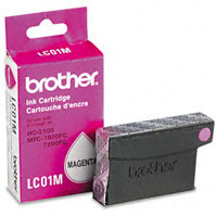 Brother LC-01M (Brother LC01M) Magenta Inkjet Cartridge