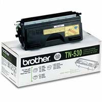 Brother TN-530 Black Laser Toner Cartridge (Brother TN530)