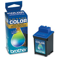 Brother LC-11CL Color Inkjet Cartridge