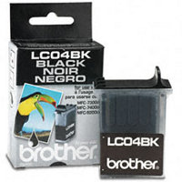 Brother LC-04BK Black Inkjet Cartridge
