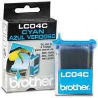 Brother LC-04C Cyan Inkjet Cartridge