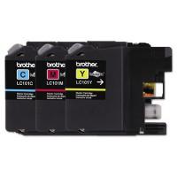Brother LC1013PKS InkJet Cartridge Combo Pack