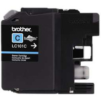 Brother LC101C InkJet Cartridge