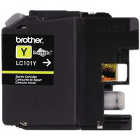 Brother LC101Y InkJet Cartridge