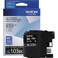 Brother LC103BK InkJet Cartridge