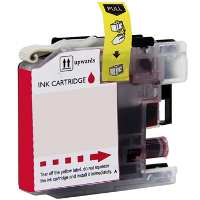 Compatible Brother LC-103M (LC103M) Magenta Inkjet Cartridge (Made in North America; TAA Compliant)