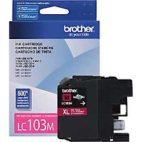 Brother LC103M InkJet Cartridge
