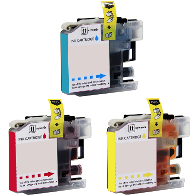 Compatible Brother LC-103C / LC-103M / LC-103Y Inkjet Cartridge MultiPack