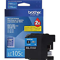 Brother LC105C InkJet Cartridge