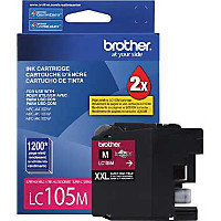 Brother LC105M InkJet Cartridge