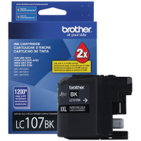 Brother LC107BK InkJet Cartridge