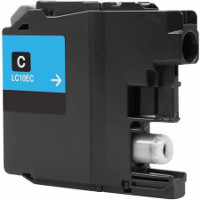 Compatible Brother LC-10EC ( LC10EC ) Cyan Inkjet Cartridge