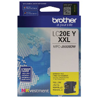 Brother LC10EY Inkjet Cartridge