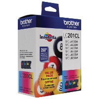 Brother 2013PKS Inkjet Cartridge Multi Pack