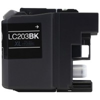 Brother LC203BK Compatible InkJet Cartridge
