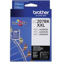 Brother LC207BK InkJet Cartridge