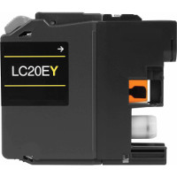 Brother LC20EY Compatible Inkjet Cartridge