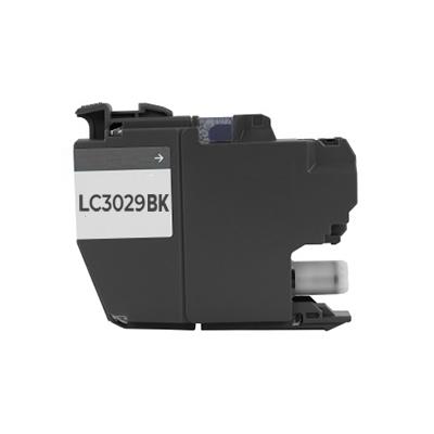 Compatible Brother LC-3029BK (LC3029BK) Black Inkjet Cartridge