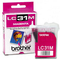 Brother LC31M Magenta InkJet Cartridge