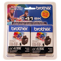 Brother LC412PKS OEM originales Cartucho de tinta