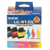 Brother LC413PKS InkJet Cartridges (3/Pack)
