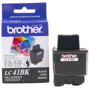 Brother LC41BK InkJet Cartridge