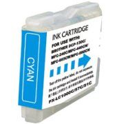 Brother LC51C (Brother LC-51C) Compatible InkJet Cartridge
