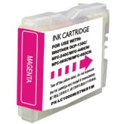 Compatible Brother LC-51M (LC51M) Magenta Inkjet Cartridge