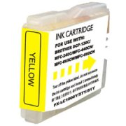 Brother LC51Y (Brother LC-51Y) Compatible InkJet Cartridge