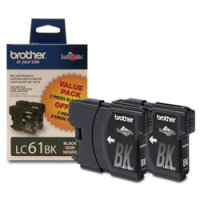 Brother LC612PKS InkJet Cartridges (2/Pack)