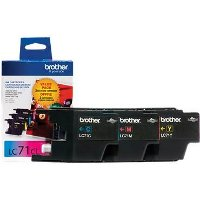 Brother LC713PKS (Brother LC713PKS) InkJet Cartridge MultiPack