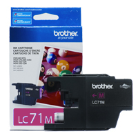 Brother LC71M (Brother LC-71M) InkJet Cartridge