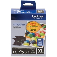 Brother LC752PKS (Brother LC-752PKS) InkJet Cartridges (2/Pack)