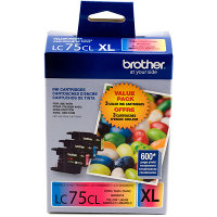 Brother LC753PKS (Brother LC-753PKS) InkJet Cartridge MultiPack