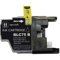 Brother LC75BK Compatible InkJet Cartridge