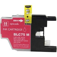 Brother LC75M Compatible InkJet Cartridge
