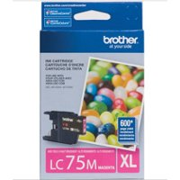 Brother LC75M (Brother LC-75M) InkJet Cartridge