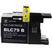 Brother LC79BK Compatible InkJet Cartridge