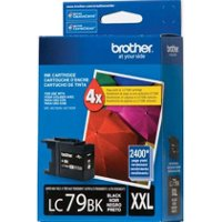 Brother LC79BK (Brother LC-79BK) InkJet Cartridge