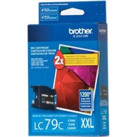 Brother LC79C (Brother LC-79C) InkJet Cartridge