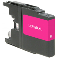 Brother LC79M Replacement InkJet Cartridge