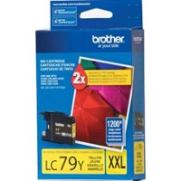 Brother LC79Y (Brother LC-79Y) InkJet Cartridge