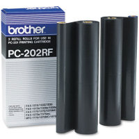 Brother PC-202RF (PC202RF) Thermal Transfer Ribbon Refills (2/pack)