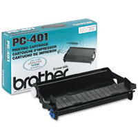 Brother PC-401 (Brother PC401) Thermal Transfer Ribbon Cartridge