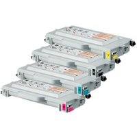 Brother TN-04BK / TN-04C / TN-04M / TN-04Y Compatible Laser Toner Cartridge MultiPack